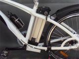 """Bici di Moutain della lega di alluminio di 2016 serie elettriche bianche 26 di nuovo disegno """" (JSL037N-3)"""
