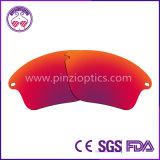 Corsa degli obiettivi degli occhiali da sole con lo specchio di Revo per il rivestimento veloce XL