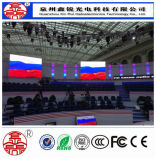 Hot-Sale Portátil interior LED Display P4 de alta resolução Rental Full Color LED Screen