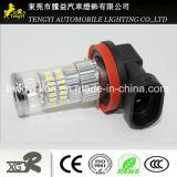 phare automatique de lampe de regain de la lumière DEL de véhicule de 48W DEL avec 1156/1157, T20, faisceau léger de Xbd de CREE du plot H1/H3/H4/H7/H8/H9/H10/H11/H16