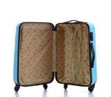 Фабрика багажа ABS, случай вагонетки Hardshell, чемодан (XHA023)