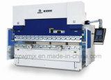 We67k 600t/6000는 자동 귀환 제어 장치 전동 유압 CNC 구부리는 기계 이중으로 한다