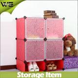 Caixa de armazenamento plástica das gavetas do armazenamento de cremalheira do indicador (FH-AL023414-4)