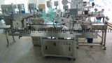 De mondelinge Machine van de Etikettering van de Fles van het Glas van de Ampul van het Flesje Horizontale
