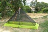 Doppelte Schicht-Zelt für 1 Person, leicht und Zerreißen-Beständig