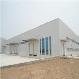 Light Prefabricated Steel Structure Storage Building for Warehouse
