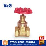 Válvula de porta durável da capota do selo de pressão do bom fabricante de China da reputação