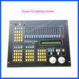 DMX 512 Consola de Iluminación