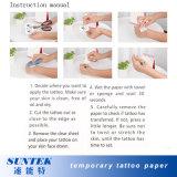 Цветастый временно стикер Tattoo младенца Fashinable бумаги Tattoo
