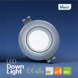 techo ahuecado redondo Downlight de 12W LED 700 Lulmen AC220-240V