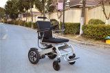 ترقية منتوج عجلة إدارة وحدة دفع [فولدبل] [إلكتريك بوور] كرسيّ ذو عجلات لأنّ المسنّون ويعيق