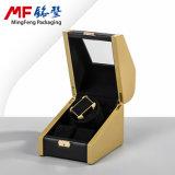 Cassa tecnologica del regalo della vigilanza del MDF Golden&Black di modo