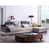 新しいデザインホーム家具現代ファブリックソファー(FB1102)