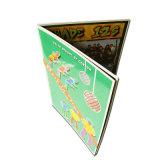 Druk van het Boek van de Foto van het Karton van het Ontwerp van de douane de Beste