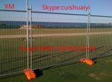 Padrão de Austrália como a cerca galvanizada 4687-2007 do Portable da remoção provisória