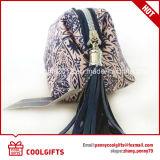 ふさを持つTravel Cosmetic Bag最上質の新しい到着の流行の女性