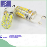Luz caliente del bulbo LED de la venta 220V G9 para el hogar
