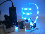 고성능 3528 SMD 비 방수 유형, 4.8watt/Per 미터, LED 지구 빛