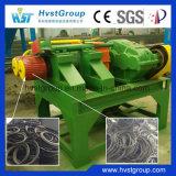Neumático usado que recicla el equipo/las máquinas de proceso de goma del polvo