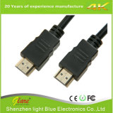 La haute dépensent le câble de 3D HDMI avec l'Ethernet 4k*2k