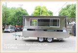 Restauração quente Van do reboque do carro do alimento da venda de Ys-Fv450e