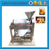Máquina de celulose de frutas de canal duplo mais vendida