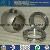 試供品ODM CNC機械化アルミニウム機械ベース