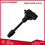 China Factory Wholesale Ignition Coil 22448-31U16 pour Nissan Maxima; INFINITI I30
