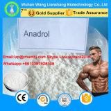 Anadrol CAS 434-07-1の99%最小純度の口頭同化ステロイドホルモン