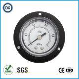 Gaz ou liquide de pression d'acier inoxydable de manomètre de pression de 007 installations