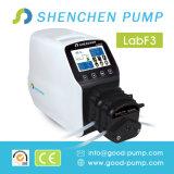 미터로 재는 펌프, 연동 펌프, 분배기, Peristatic 분배 펌프 (LabF3)