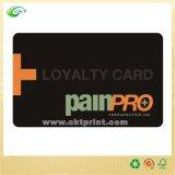 tarjeta del PVC de la impresión 3D, tarjeta de visita, tarjeta en blanco del PVC (CKT-PC-748)