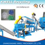 De de Plastic Fles van het Huisdier van het afval/Vlokken/Installatie die van het Recycling de Lijn/de Machine/wassen
