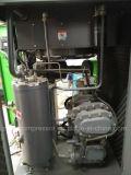 compressor de ar do parafuso da conversão de freqüência do ímã permanente do estágio 37kw/50HP dois