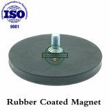 Magnet da vaso rivestito in gomma, Custom-Tailor