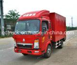 مقصور مزدوجة [سنوتروك] [هووو] [4إكس2] 3 طن شاحنة من النوع الخفيف