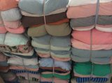 Algodão branco Rags /Dark Rags usado cor da qualidade superior no custo de fábrica do competidor