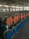 """6 """" pipe en acier sans joint de carbone noir de la pente B du programme 40 ASTM A53 A106"""