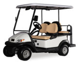 2後部Seaterの電気ゴルフカートと2前部Seater