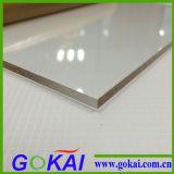 Vente en gros acrylique en verre de la feuille 6mm de transmittance de 93%