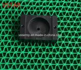 Pezzo meccanico tornio di CNC per il pezzo meccanico in plastica