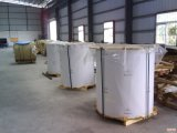 1050/1060/1100/3003/3105 densité de la bobine en aluminium/de la plaque en aluminium gravée en relief par stuc