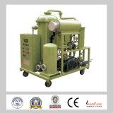 Serie del purificador de petróleo del vacío de Zl para el aceite lubricante