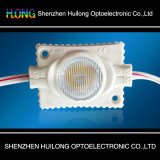Module imperméable à l'eau de l'injection 3W DEL de CE/RoHS pour l'éclairage d'annonce