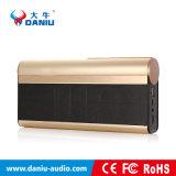 接触パネル- Ds7603とのDaniu Bluetoothのスピーカーのステレオ音楽