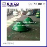 De hoge Concave Delen van de Maalmachine van het Mangaan en Mantel HP400 H4800