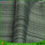 Tissu imperméable à l'eau tissé par tissu à la maison d'abat-jour de rouleau de polyester de franc de rideau en textile