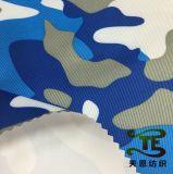 Repreve Marke bereitete 1/3 Twill gedrucktes Gewebe für Kleid oder Kind-Kleid auf