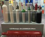 cilindros de gas M3 de la presión de funcionamiento 15mpa 6 para las aplicaciones industriales