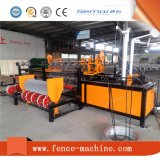 Automatische Kettenlink-Zaun-Maschine Anping ISO-9001 voll